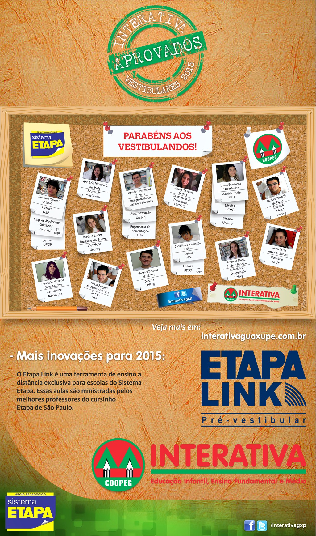 Página Escola Interativa - Aprovados Final (março)2