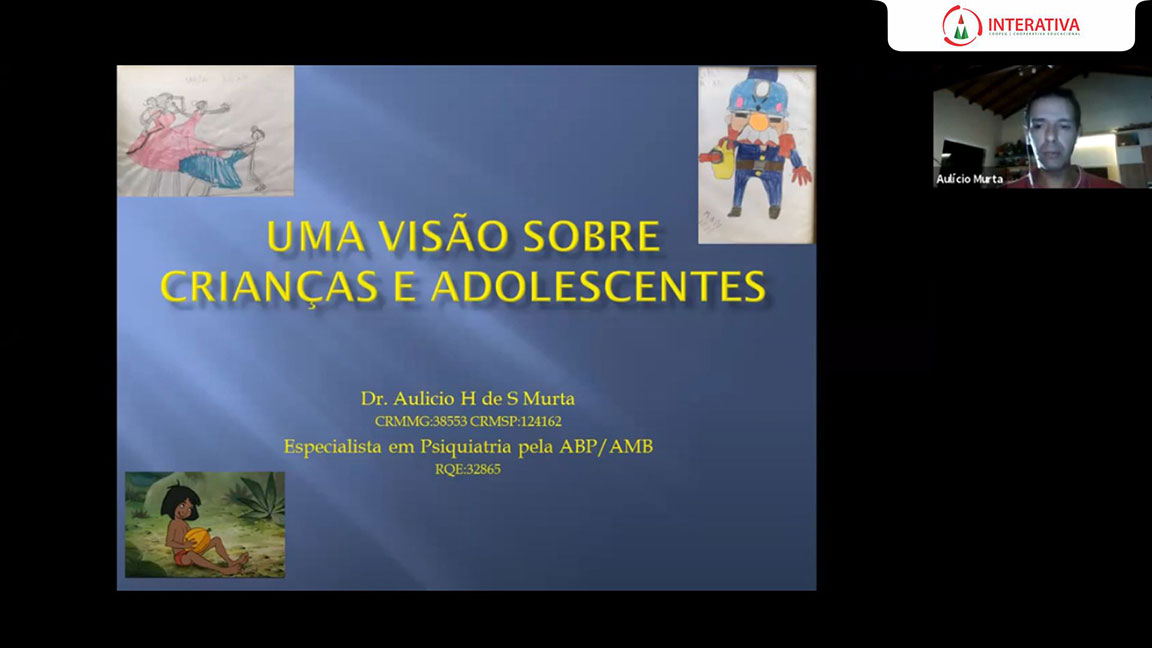 Palestra - Dr. Aulício