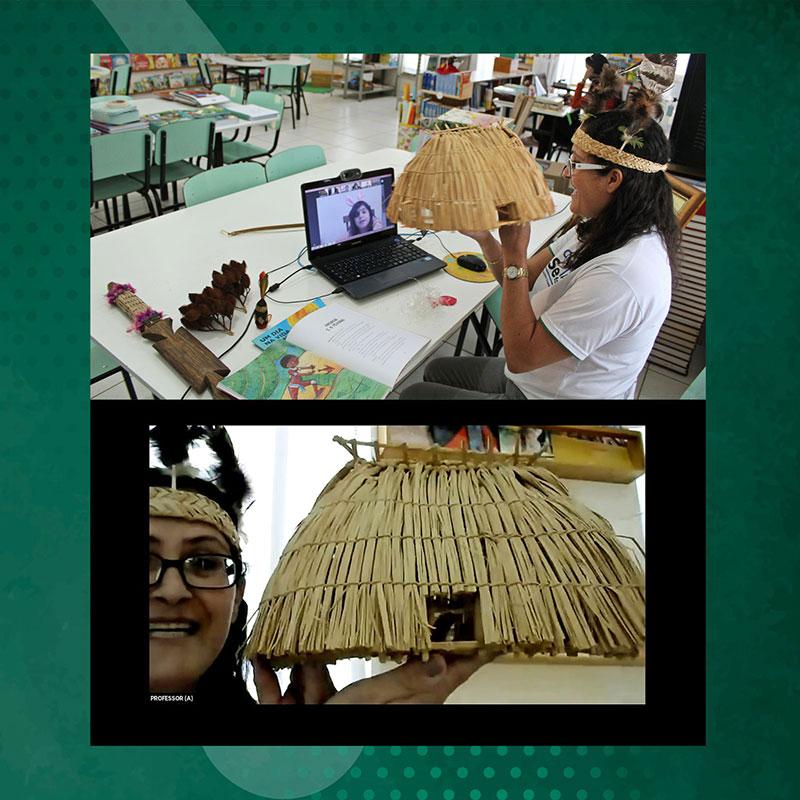 Nossas origens: Os Indígenas | 3º anos